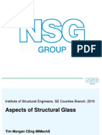 Aspects of Glass Handout