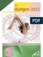 Ausbildungen 2012