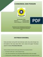 Binomial Dan Poisson