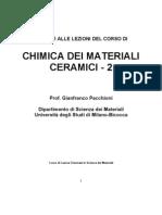 Dispensa Materiali Ceramici II