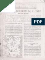 Reyes Funerarios en la 5ª edición