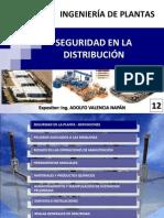 Ingeniería de Plantas 12 - Seguridad en la Distribuciòn