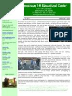 Winter Program Newsletter Final