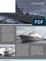Lockheed Martin LCS International Brochure