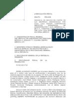 Denuncia Federal Sat Imms Pgr
