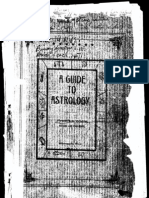 A Guide to Astrology White