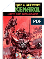 Asprin, Robert Lynn & Fawcett, Bill - Mercenarul 1.1 MMXII (Shadow)