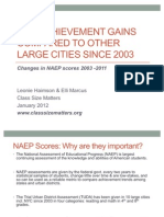 NAEP Power Point Version 2011