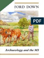 Twyford Down - booklet