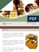 Introduction to SVP Advisors Oct2011