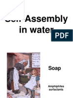 Chapter 4 - Self-Assembly