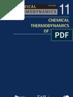 Chemical Thermodynamics of Thorium_Malcom.rand