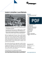 Guide to Brazilian Local Markets