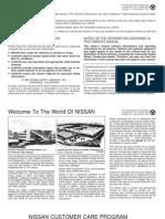 1996-Nissan-Quest Manual Del Usuario