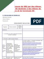 Revue de presse de Terminale Du 2 Au 7 Janvier 2012
