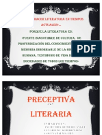 Versos de Arte Menor, Diapositivas Para Exponer