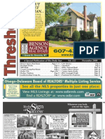 November 2008 - Thresholds