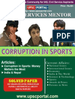 Civil Services Mentor November 2011 Www.upscportal