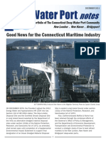 CT DEEP WATER PORT NOTES Jan 2012-
