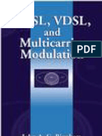 ADSL VDSL and Multi Carrier Modulation