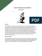 Imaginary Transgression Syndrome