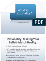 What is Rationality?