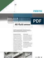 Pressure Sensor SDET