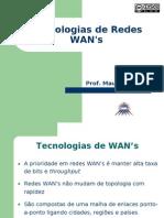 Redes I - 5.2 Tecnologias de Redes WAN