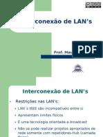 Redes I - 6.Interconexão de LANs