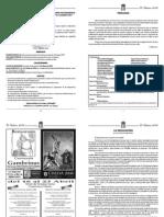 El Sudario 2006 - Revista