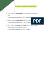 Lecturas obligatorias para 4º de ESO (curso 2008/2009)