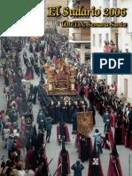 El Sudario 2006 - Cartel