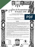 El Sudario 2006 - IV Concurs Escap
