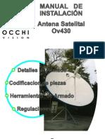 Manual Ov430ae