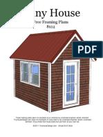 8x12 Tiny House