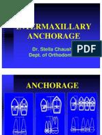 Intrmaxillary Anchorage