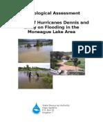 Hydrol Assess - Hurr Dennis & Emily_Moneague