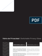 Cristal Inteligente Dream Glass