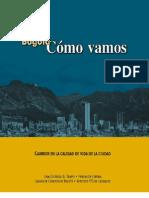 Bogota Como Vamos 1999