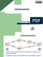 Redes de Computadores II - 3.Roteamento