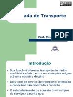Redes de Computadores II - 4.Camada de Transporte TCP e UDP