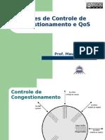Redes de Computadores II - 6.Noções de QoS e Controle de Congestionamento