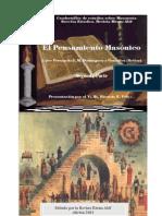 Dominguez y Gonzalez Fernando - El Pensamiento Masonico 2