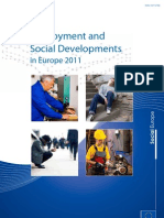 Employment and Social Developments in Europe 2011 (15/12/2011)