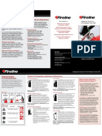 Fire Extinguisher Brochure