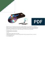 Cómo pasar VHS a DVD
