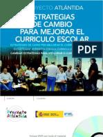 Estrategia de Cambio Paar Mejorar El Curriculo Escolar