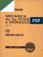 Mecánica de los Fluídos e Hidráulica