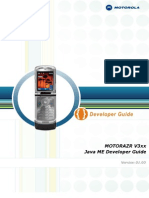 MOTORAZR V3xx Developer Guide