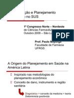 I Congresso Norte Nordeste de CF